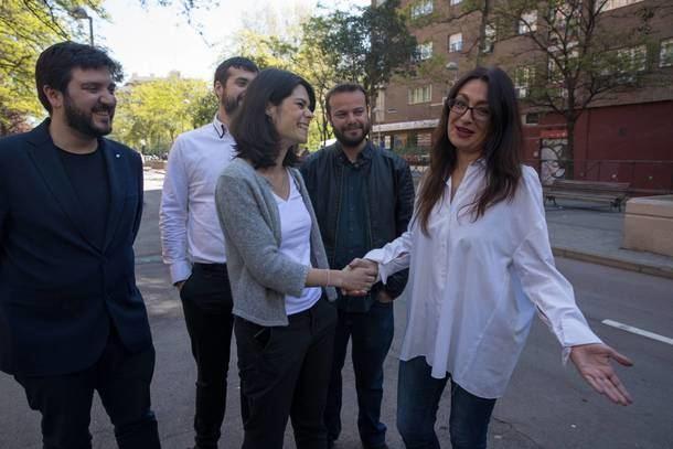 Podemos e IU salvan su confluencia madrileña en el último minuto
