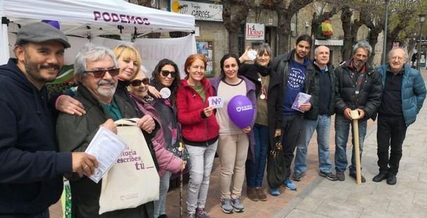 Unidas por Galapagar pide el voto el 28M y acusa al PP local de usar el gobierno para enriquecerse