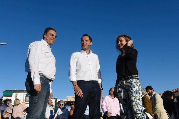 Aguado (Cs) quiere que Collado Villalba se convierta en la capital de la Sierra del Guadarrama