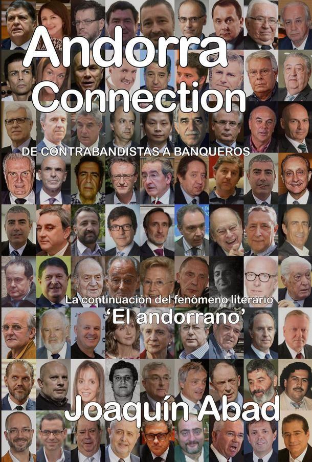 Joaquín Abad desvela la conexión de Andorra con su nueva novela