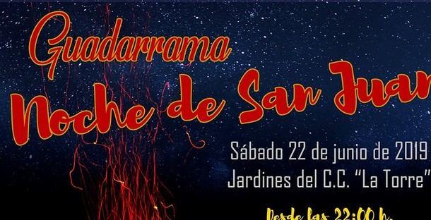 Guadarrama celebrará el sábado la 'Noche de San Juan' para dar la bienvenida al verano