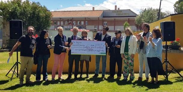 La campaña solidaria de Galapagar 'Tu fuerza es nuestra fuerza' recauda más de 5.300 euros
