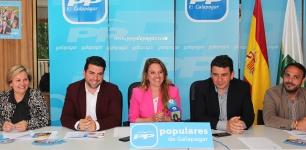 El PP de Galapagar pide explicaciones a Cs y PSOE sobre el precio a pagar por el voto a favor de Podemos