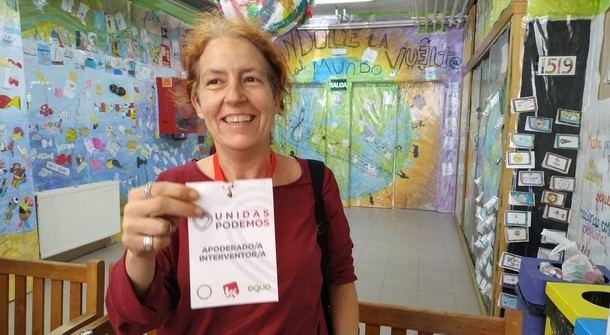 La Concejala de Unidas Podemos de Galapagar podría estar ejerciendo ilegalmente tras su toma de posesión 'inconstitucional'.