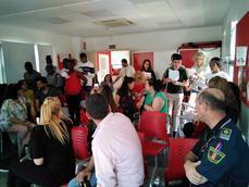 La Cruz Roja reconoce la labor de la Policía Local de Collado Villalba