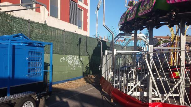 Una vecina de Collado Villalba que dice representar a 300 vecinos, denuncia los ruidos y molestias de las fiestas de San Antonio