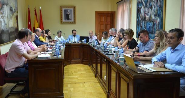 El Pleno de Guadarrama aprobó por mayoría absoluta la organización municipal para la legislatura