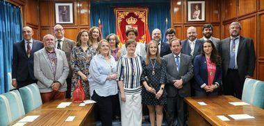Constituida la nueva Corporación Municipal de San Lorenzo de El Escorial con Carlota López (PP), como alcaldesa
