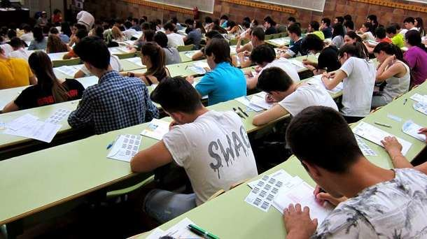 El 93 por ciento de los alumnos madrileños han aprobado la selectividad