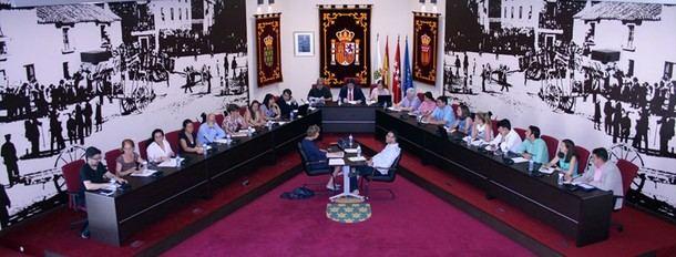 El Equipo de Gobierno de Galapagar se baja el sueldo un 27,7 por ciento