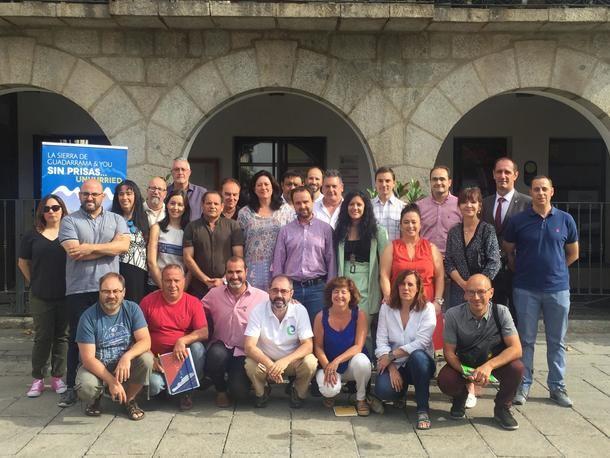 ADESGAM elige a su nuevo Equipo de Gobierno para la Sierra de Guadarrama
