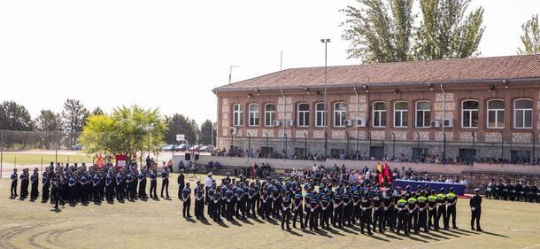 La Comunidad de Madrid cuenta con 142 nuevos policías locales repartidos en nueve municipios