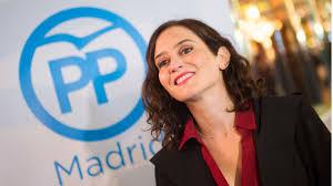 El Presidente de la Asamblea de Madrid propone a Isabel Díaz Ayuso para presidir la Comunidad