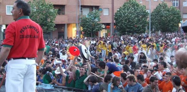Collado Villalba se convierte en foco de atracción de la Sierra con las fiestas de Santiago Apóstol
