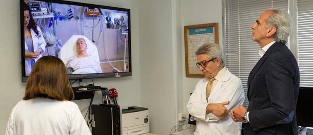 La Comunidad de Madrid extiende la teleasistencia para mejorar la atención al Ictus