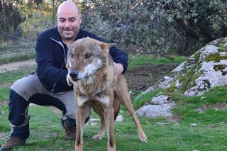 El naturalista Iván Lizcano presenta hoy su investigación sobre la 'zorra tuerta' que vive en La Jarosa