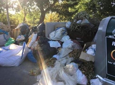 El Ayuntamiento de Los Molimos pide la colaboración ciudadana para mejorar la recogida de basuras