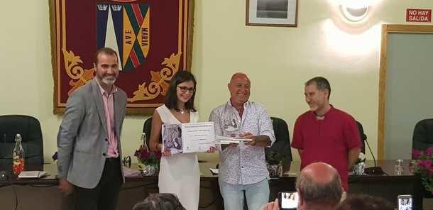 El IV Premio Narrativa 'Carmen Martín Gaite' (El Boalo-Cerceda-Mataelpino), para Celia Corral