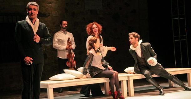 El Real Coliseo de Carlos III propone en agosto, un año más, el ciclo de teatro clásico en San Lorenzo de El Escorial