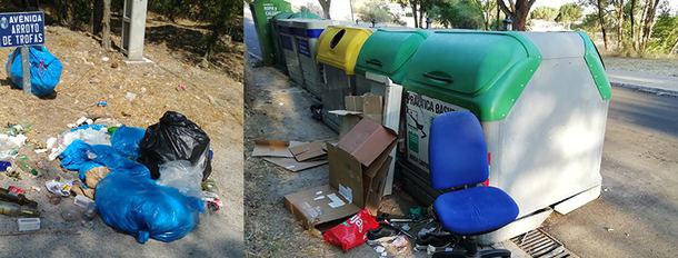 El déficit de gestión de Vecinos por Torrelodones genera incertidumbre sobre el coste de limpieza y recogida de basuras