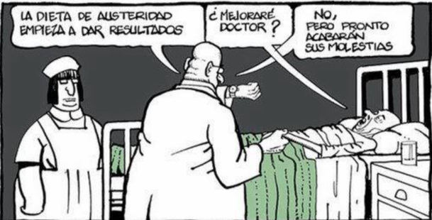 Según el Sindicato Asambleario de Sanidad (SAS) el nuevo ejecutivo de Madrid presenta una fuerte tendencia penalizadora