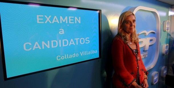 Mariola Vargas (PP) ha perdido ocho concejalías en cinco años como alcaldesa de Collado Villalba, pasando de los 14 ediles heredados de Juárez a los 6 actuales