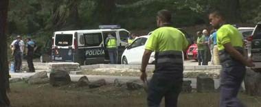 Localizado en Cercedilla el coche de Blanca Fernández Ochoa, desaparecida el pasado 23 de agosto