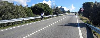 La Comunidad de Madrid vuelve a dejar sin asfaltar la M-618 que une Torrelodones con Hoyo de Manzanares