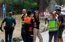 Tercera jornada búsqueda de Blanca Fernández Ochoa, ayer en los Siete Picos, sin resultado positivo