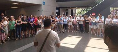 Nuevo despido de un representante de los trabajadores en el Hospital General de Villalba