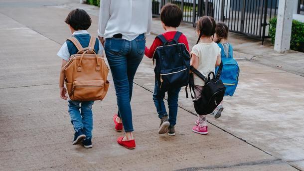 630.000 alumnos de Segundo Ciclo de Infantil y Primaria comienzan hoy el curso escolar en la Comunidad de Madrid
