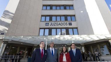 La Comunidad de Madrid renueva y moderniza el equipamiento de seguridad de las sedes judiciales