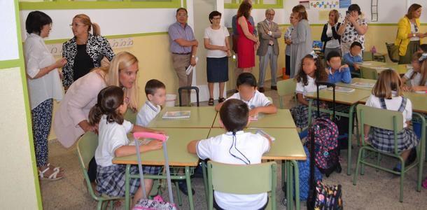 Un total de 7.914 alumnos iniciaron las clases del nuevo cuso escolar 2019/2020 en Collado Villalba