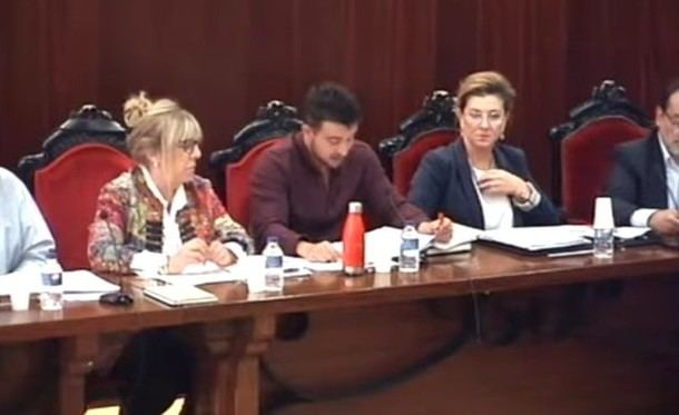 El inmovilismo del gobierno local, según el PSOE, bloquea las iniciativas propuestas en el pleno de El Escorial