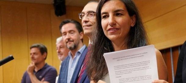 """Vox reafirma su apoyo a la investidura de Ayuso y atribuye la sospecha sobre ella a """"una izquierda que está rabiosa"""""""