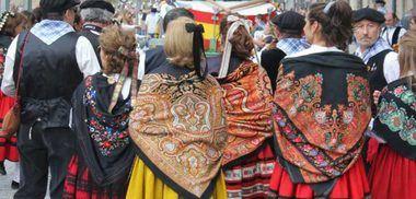 El domingo se celebrará en San Lorenzo de El Escorial la fiesta de su patrona, la Virgen de Gracia