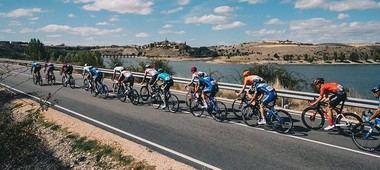 La Vuelta Ciclista a España llega hoy jueves al corazón de Becerril de la Sierra