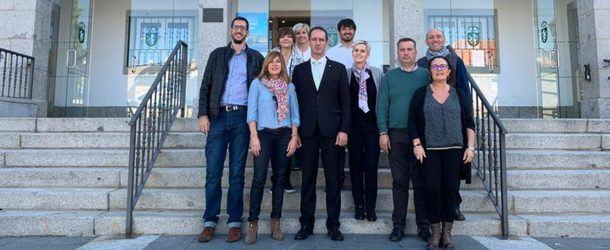 PP y Cs rompen en Alpedrete el pacto de gobierno con UNPA y el Ejecutivo local queda en minoría