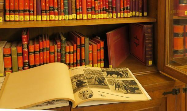 La Comunidad de Madrid adecúa Las Ventas para acoger la biblioteca Carriquiri