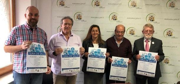 El Escorial acoge un año más la Feria de Salud