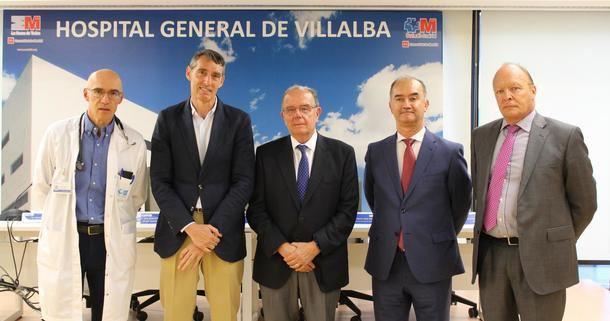 El Hospital de Villalba inicia su etapa universitaria
