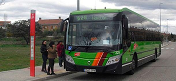 La Comunidad mejorará la accesibilidad en las paradas de autobús de 110 municipios madrileños