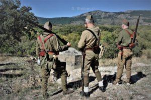 Senderos de Historia: La Guerra Civil en un paseo por Los Molinos