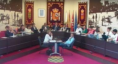 VOX acusa al Ejecutivo de Galapagar de coaccionar la libertad de los representantes de los ciudadanos