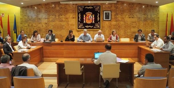El Pleno de Torrelodones aprueba una moción conjunta de 'VxT', PP, Cs y PSOE con motivo del Día Internacional de la Violencia contra las mujeres
