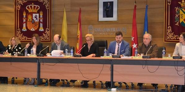 El Ayuntamiento de Collado Villalba celebrará el próximo jueves otro pleno maratoniano