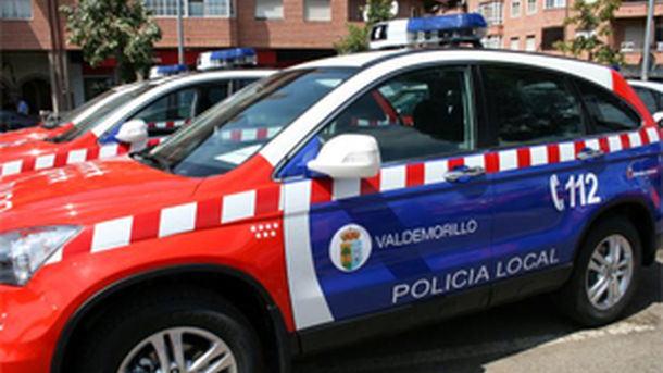"""La detención de un individuo en """"búsqueda y captura"""" prueba la efectividad de la Policía de Valdemorillo"""