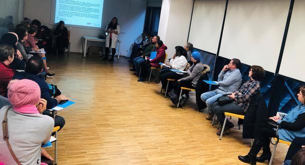 El Hospital General de Villalba imparte un taller trimestral para ofrecer una atención integral y cercana a las pacientes de Cáncer de Mama en la Sierra