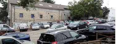 El proyecto del aparcamiento de la Estación de Renfe de Torrelodones sigue paralizado después de cuatro años