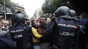 La Policía Nacional más Mossos arrasaría